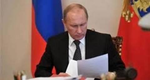 Ρωσία: Η Ε.Ε. να σκεφτεί τις ευρωπαϊκές εταιρείες πριν προβεί σε κυρώσεις