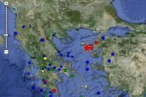 Συνεχής επικοινωνία Σαμαρά με Αβραμόπουλο, Μιχελάκη και Δένδια για τον σεισμό