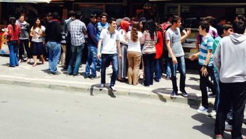 Πανικός στην Τουρκία από το σεισμό της Σαμοθράκης (βίντεο)