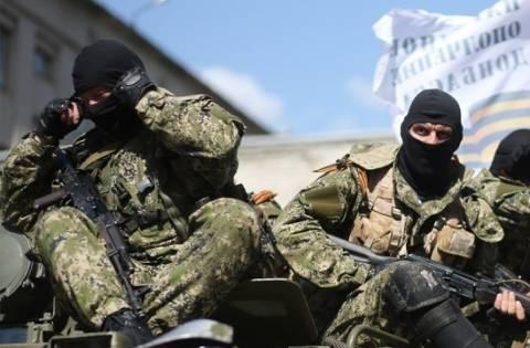 Донецкая область продолжает отстаивать свои права за независимость
