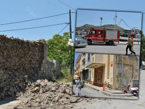 6,3 ρίχτερ σκόρπισαν τον τρόμο στη Λήμνο – Τι λένε οι σεισμολόγοι