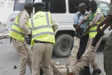 Σομαλία: Δέκα νεκροί από την επίθεση Ισλαμιστών