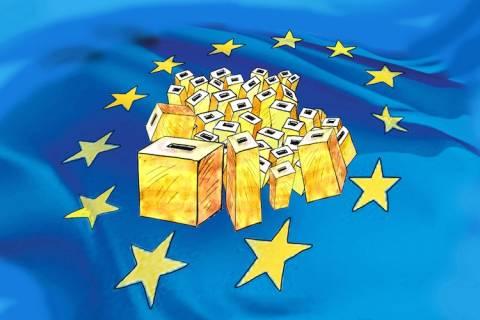 Ευρωεκλογές 2014: Εκλογές σήμερα στα 20 από τα 28 κράτη - μέλη της ΕΕ