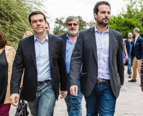 Ευρωεκλογές 2014: Μαζί στην κάλπη Τσίπρας- Σακελλαρίδης