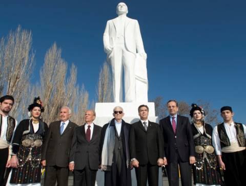 Εκλογές 2014: Τι συνέδεε τον Γ. Μπουτάρη με τον Κωνσταντίνο Καραμανλή
