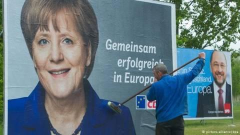 Ευρωεκλογές 2014: Βαρετή η ψηφοφορία στη Γερμανία