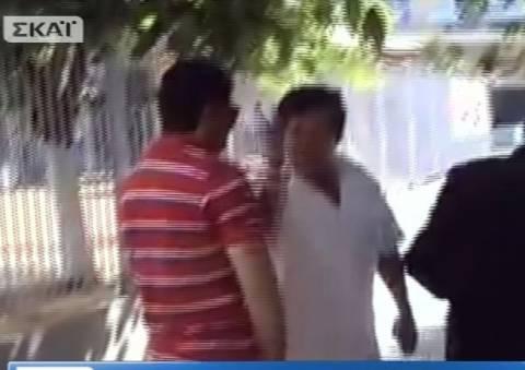 Εκλογές 2014: Πολίτης «την έπεσε» στον Βενιζέλο – «Τον χειροκροτάτε, δε ντρέπεστε;»