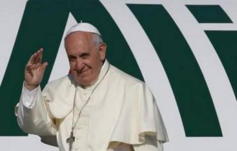 Πάπας Φραγκίσκος: Έφθασε στη Βηθλεέμ, συλλήψεις ακροδεξιών στην Ιερουσαλήμ