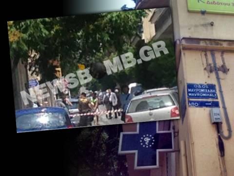 Συναγερμός στο ΠΑΣΟΚ – Άγνωστοι πυροβόλησαν στα γραφεία (pics)