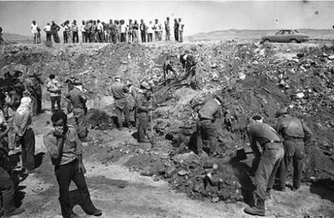 Τουρκία: Ζητάει αποζημίωση για τους Τουρκοκύπριους που χάθηκαν από το 1963