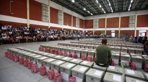Ευρωεκλογές 2014: 47 εκλογικά κέντρα λειτουργούν στην ελεύθερη Αμμόχωστο
