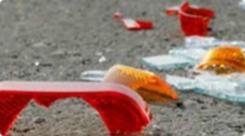 Λάρισα: Δύο νεκροί σε τροχαίο στον δυτικό παράδρομο της ΠΑΘΕ