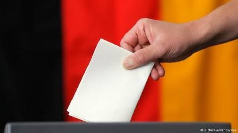 Ευρωεκλογές 2014- Αποτελέσματα:Γερμανία: Προηγούνται οι Χριστιανοδημοκράτες