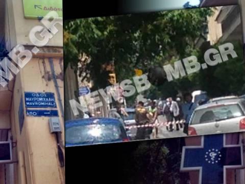 «Καθαρό» το όπλο που χρησιμοποιήθηκε για την επίθεση στα γραφεία του ΠΑΣΟΚ