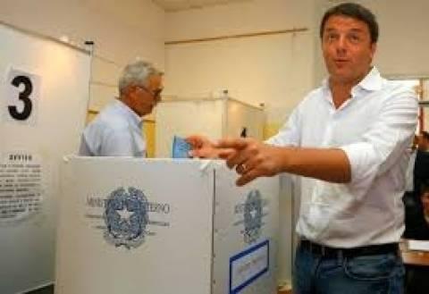 Ευρωεκλογές 2014: Ιταλία- Συνεχίζεται η εκλογική διαδικασία