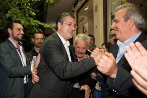 Αποτελέσματα Εκλογών 2014 - Τζιτζικώστας: Όλοι μαζί στην κοινή προσπάθεια