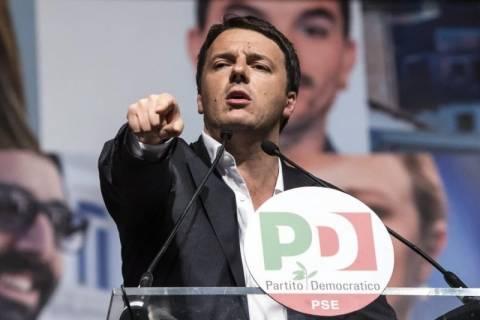 Ευρωεκλογές 2014- Ιταλία: Μπροστά ο Ρέντσι, δεύτερος ο Γκρίλο