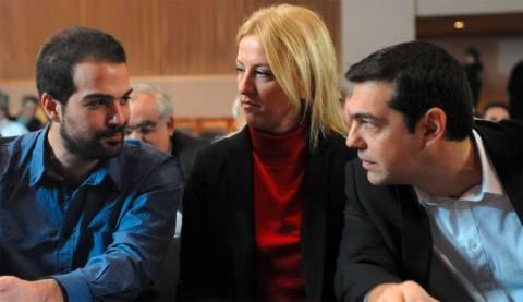 Εκλογές 2014: Ο Αλέξης Τσίπρας στα Προπύλαια