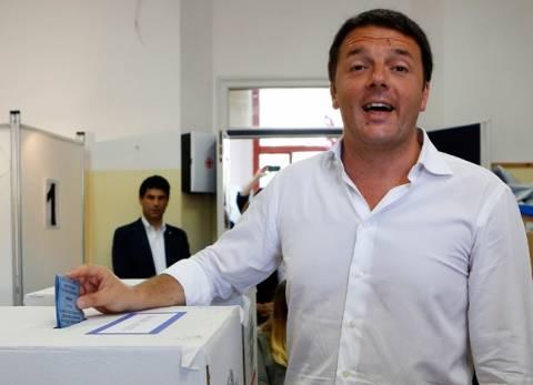 Ευρωεκλογές 2014 - Ματέο Ρέντσι: «Ιστορικό αποτέλεσμα, νιώθω συγκινημένος»