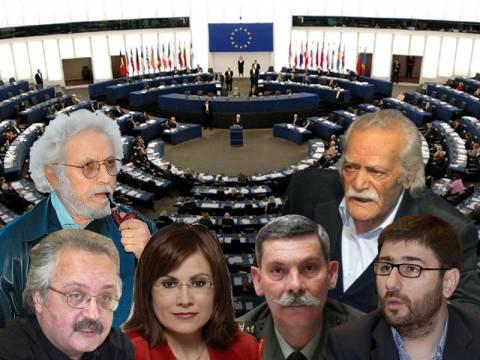 Ευρωεκλογές αποτελέσματα: Ποιοι ευρωβουλευτές εκλέγονται