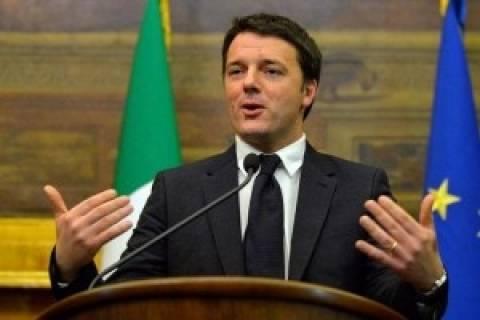 Ευρωεκλογές 2014: Ρέντσι - «Ιστορικό αποτέλεσμα, νιώθω συγκίνηση»