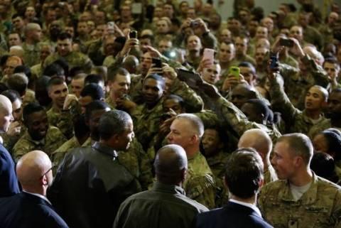 Συμφωνία με το Αφγανιστάν θέλει ο Ομπάμα