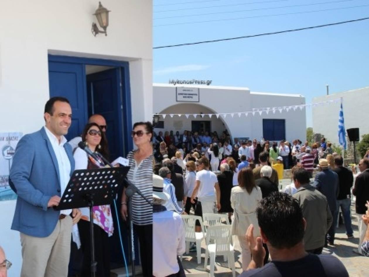 Εκλογές 2014-Μύκονος: Δήμαρχος ετών 32 «σάρωσε» στις εκλογές