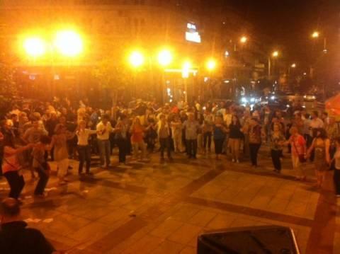 Δημοτικές εκλογές 2014: Τα μεθεόρτια της νίκης Σ. Δανιηλίδη σε Νεάπολη-Συκιές (vid)