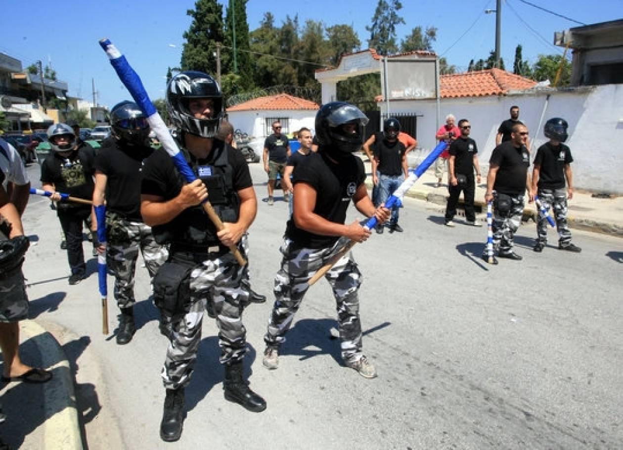 Εκλογές 2014-Κηφισιά: Καταγγελία για βίαιη επίθεση της Χ.Α εναντίον ΑΝΤΑΡΣΥΑ