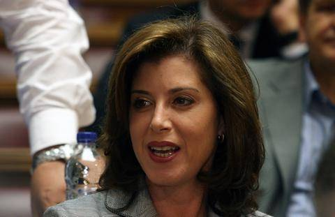 Ευρωεκλογές 2014 - Ασημακοπούλου κατά Τσίπρα για... κυβερνητική σταθερότητα