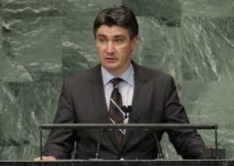 Κροατία: Κίνητρο για τον κυβερνητικό συνασπισμό το αποτέλεσμα των εκλογών