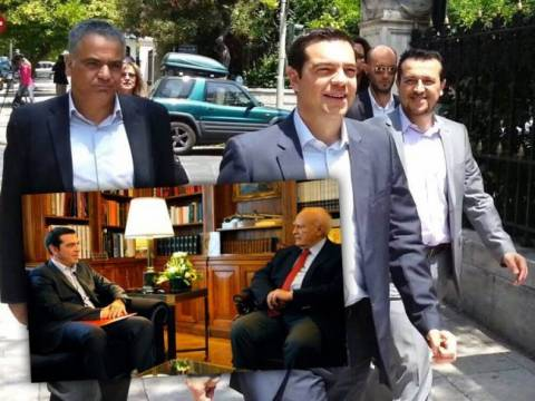 Tsipras: The House can't elect President of the Republic-We'll go to elections