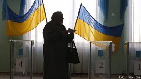 Ουκρανία: Αποκλιμάκωση της έντασης λόγω εκλογών, «βλέπει» η Ε.Ε.