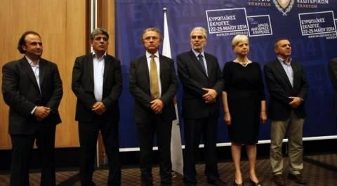 Ευρωεκλογές 2014: Οι 6  ευρωβουλευτές της Κύπρου