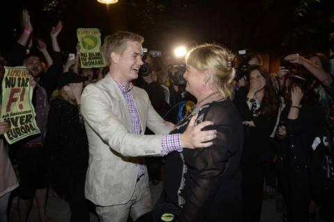 Ευρωεκλογές 2014 - Σουηδία: Το μόνο φεμινιστικό κόμμα στο Ευρωκοινοβούλιο!