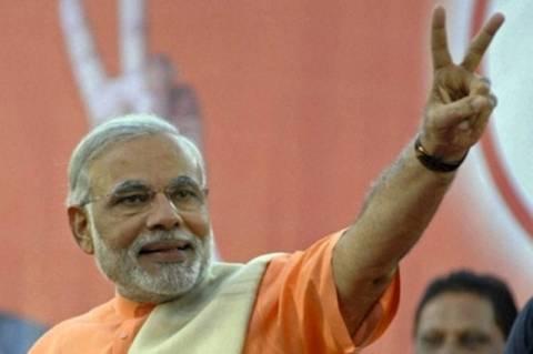 Ινδία: Ο Μόντι υποσχέθηκε «λαμπρό μέλλον»