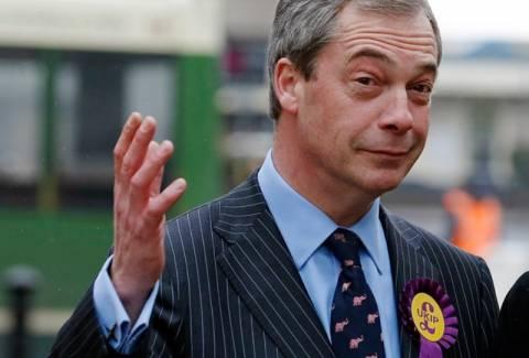 Ευρωεκλογές 2014 – Βρετανία: Ο νικητής Φάρατζ ξεκινά την επιχείρηση «Brexit»!