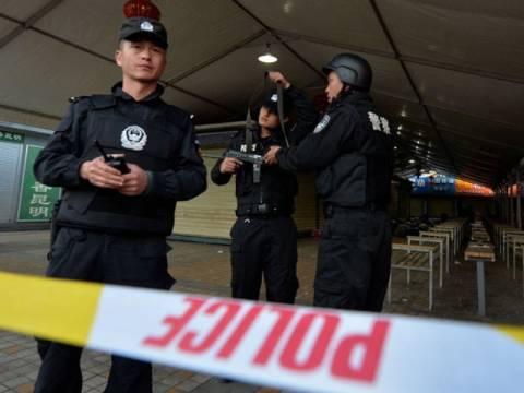Κίνα: 200 συλλήψεις σε αντιτρομοκρατική επιχείρηση