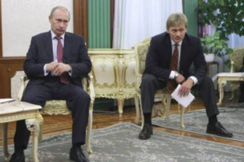 Ρωσία: Εκτός συζήτησης η επιστροφή της Κριμαίας στη Ρωσία