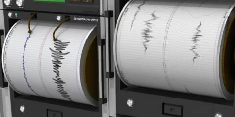 Σαμοθράκη: Νέος σεισμός, 3.2 ρίχτερ