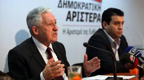 Παπαδόπουλος: Φταίει ο Κουβέλης για τη συντριβή της ΔΗΜΑΡ