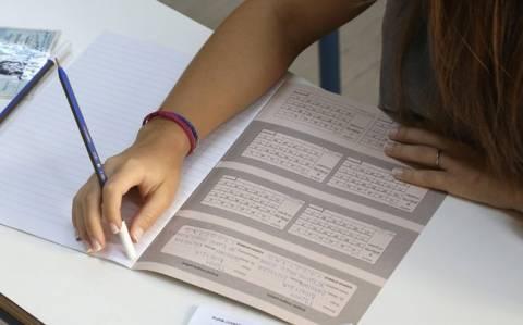 Πανελλήνιες 2014: Αυτό είναι το πρόγραμμα των εξετάσεων