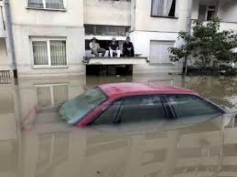 Σερβία: Πολλά τα ακατάλληλα σπίτια από τις πλημμύρες