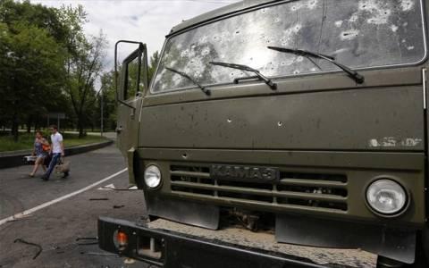ΟΑΣΕ - Ουκρανία: Χάσαμε επαφή με ομάδα παρατηρητών μας στο Ντονέτσκ