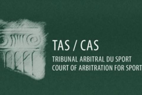 ΠΑΟΚ: Στο CAS κι επίσημα