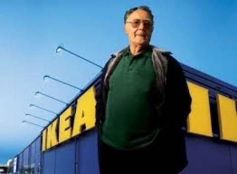 Ο ιδρυτής του Ikea πιστεύει ότι βοήθησε τους φτωχούς