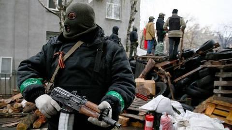 Ουκρανία: Κρατούμενοι φιλορώσων οι παρατηρητές του ΟΑΣΕ