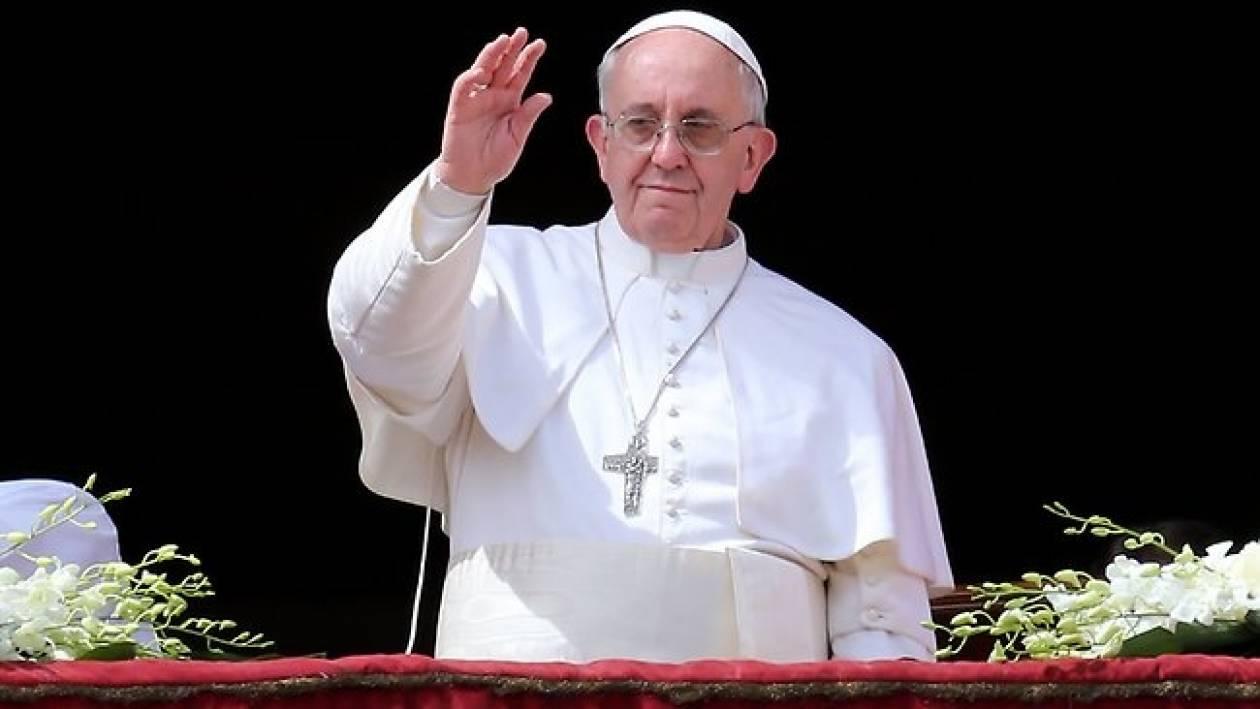 Πάπας Φραγκίσκος: «Η παιδεραστία είναι σαν τις τελετές των σατανιστών»