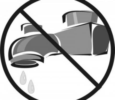 Θεσσαλονίκη: Διακοπή νερού στη Σταυρούπολη