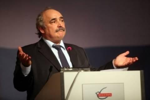 Μπόλαρης: Η απόστασή μου από το ΠΑΣΟΚ υπαγορεύτηκε από την προς τα δεξιά του ολίσθηση
